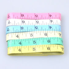 "10 x Measuring Ruler Sewing Cloth Tailor Body Fitness Tape Soft Flat 60"" 150cm"