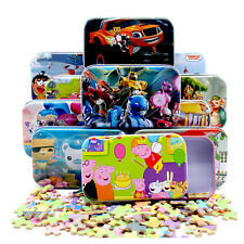 Kids DIY Jigsaw Puzzle 60pcs Robocar Poli Octonauts Colorful Learning Toy Boxed