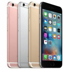 Apple iPhone 6S Unlocked 4s 16-128GB Space Grey Rose Gold Silver Warranty EN01