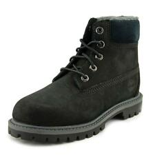 Timberland  6in Classic Shearling   Round Toe Synthetic  Boot
