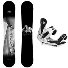 Special 2017 System Timeless and Summit Men's Snowboard Package