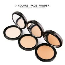 MAANGE Face Cover Makeup Powder Concealer Pressed Foundation Powder Oil Control