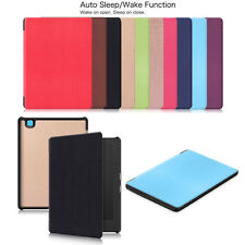 PU Leather Protective Smart Cover Case For Kobo Aura H2O Edition 2 eReader