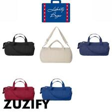 Liberty Bags Grant Cotton Canvas Duffel Bag. 3301