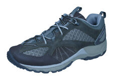 Merrell Avian Light Leather Womens Hiking Trainers / Walking Shoes - Brown