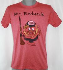 NEW Mens DAVID & GOLIATH Little Losers Mr. Redneck Red Tee T-Shirt