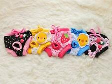 Pet Dog cotton tighten strap sanitary Physiological Pants Underwear Diapers WW