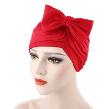 Islamic Women Under Scarf Muslim Turban Hat Head Wrap Cap Hijab Bonnet Headwear