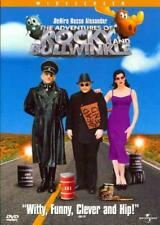 THE ADVENTURES OF ROCKY AND BULLWINKLE NEW DVD