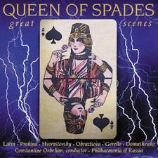 TCHAIKOVSKY: QUEEN OF SPADES [HIGHLIGHTS] NEW CD