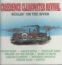 CREEDENCE CLEARWATER REVIVAL - ROLLIN' ON THE RIVER NEW CD