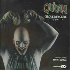 CIRQUE DU SOLEIL - QUIDAM [ENHANCED] NEW CD