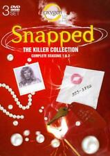 SNAPPED: THE KILLER COLLECTION - COMPLETE SEASONS 1 & 2 NEW DVD
