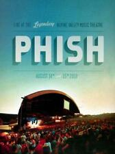 PHISH - LIVE AT THE LEGENDARY ALPINE VALLEY MUSIC THEATRE NEW DVD