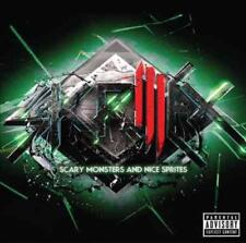 SKRILLEX - SCARY MONSTERS & NICE SPRITES [PA] USED - VERY GOOD CD