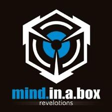 MIND IN A BOX - REVELATIONS USED - VERY GOOD CD