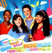 THE FRESH BEAT BAND - THE FRESH BEAT BAND: MORE MUSIC FROM THE HIT TV SHOW, VOL.