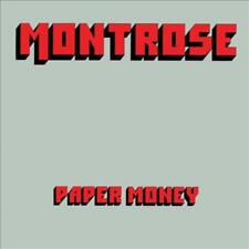 MONTROSE - PAPER MONEY USED - VERY GOOD CD