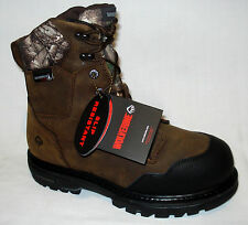 """Wolverine men's 8"""" FURY 800G Insulated Waterproof Work Hunting Hiking Boots"""