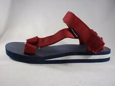 Men's SONOMA LEO Red Blue Athletic Sport Casual Sandals Shoes NEW sz 10