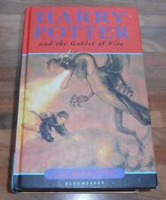 FIRST EDITION 2000 HARRY POTTER AND THE GOBLET OF FIRE HARDBACK BOOK