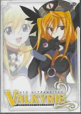 UFO ULTRAMAIDEN VALKYRIE 2 - VOL. 2: SONGS FROM THE DARKSIDE USED - VERY GOOD DV