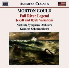 MORTON GOULD: FALL RIVER LEGEND; JEKYLL AND HYDE VARIATIONS NEW CD