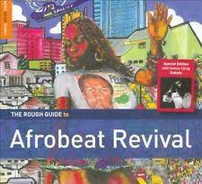 VARIOUS ARTISTS - THE ROUGH GUIDE TO AFROBEAT REVIVAL [DIGIPAK] NEW CD