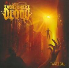 WORLD UNDER BLOOD - TACTICAL NEW CD