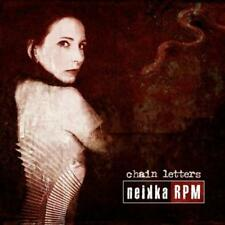 NEIKKA RPM - CHAIN LETTERS NEW CD