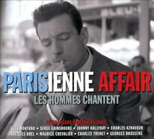 VARIOUS ARTISTS - PARISIENNE AFFAIR: LES HOMMES CHANTENT NEW CD