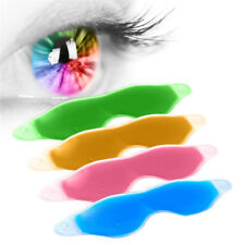 Gel Eye Mask Cold Pack Warm Hot Ice Cool Soothing Tired Eyes Headache Pad