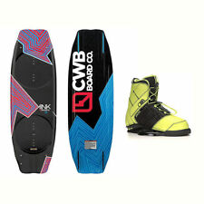 CWB Kink Wakeboard With LTD Faction Bindings 2017