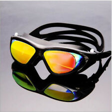 Waterproof Anti-fog Glasses UV Protection HD Adult Professional Swimming Goggles