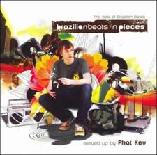 VARIOUS ARTISTS - BRAZILIAN BEATS N PIECES USED - VERY GOOD CD