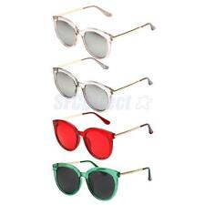 Women Men New Vintage Retro Unisex Fashion Mirror Lens Travel Sunglasses
