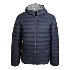 Campagnolo 3Z14757 Men's Down Jacket Thermo Parka BBlue argento