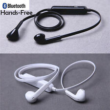 Wireless Bluetooth Sports Stereo Earphone Headphone For iPhone Samsung Headse~d+
