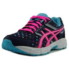Asics Gel-Contend 3 GS Youth  Round Toe Synthetic Blue Running Shoe