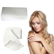 Cold Wax Strips Hair Removal Non-woven Wax Paper Hair Epilator Waxing Strips