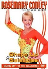 ROSEMARY CONOLOY SHAPE UP & SALSACISE BURN UP TO 500 CALAORIES DVD