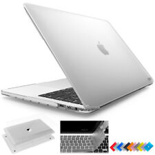 Macbook Pro 13 2016 A1706 & A1708 Clear Crystal Hard Case Cover+ Keyboard Cover