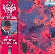 THE MAYNARD FERGUSON SEXTET AND ORCHESTRA/MAYNARD FERGUSON - AT THE MONTREAL EXP