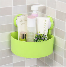 Shower Caddy Corner Bath Storage Bathroom Accessory Rack Holder Shelf Organizer