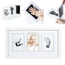 Baby Safe Print Ink Pad Hand Foot Prints Reuseable Home Art Craft Paper SH