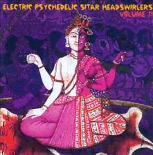 VARIOUS ARTISTS - ELECTRIC PSYCHEDELIC SITAR HEADSWIRLERS, VOL. 11 USED - VERY G