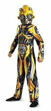 Disguise Transformers Bumblebee Classic Autobots Boys Halloween Costume 22387