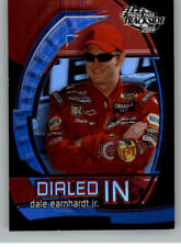 2004 Press Pass Trackside Dialed In Nascar/Racing Cards pick From List