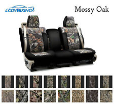 Coverking Custom Seat Covers Neosupreme Mossy Oak Camo - Choose Color And Rows