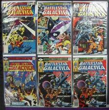 Battlestar Galactica Lot- Marvel-16 Comics-VF/9M-1979-80